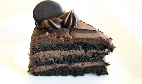 "Chocolate Fudge (9"" or bigger)"