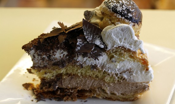 Gateau St. Honore (French Rum)